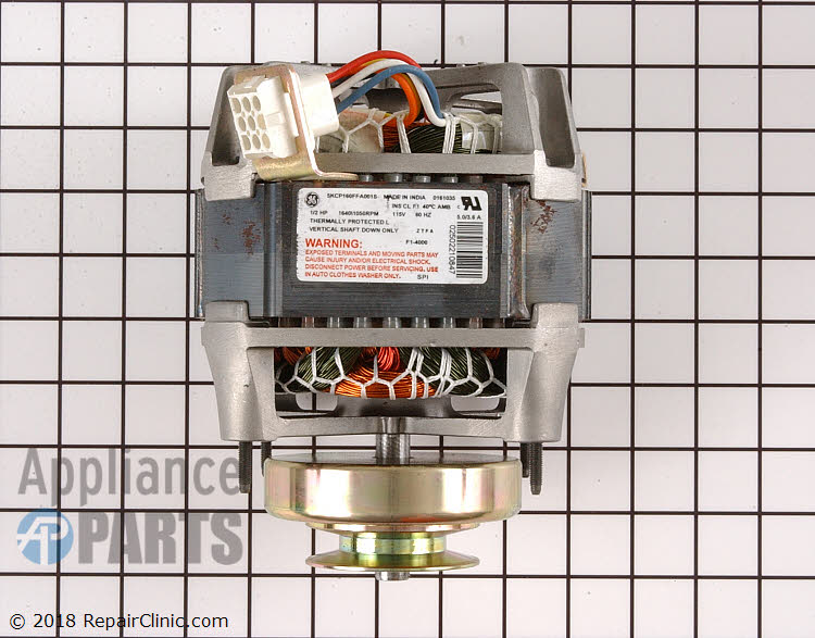 Drive Motor WH49X10035 Alternate Product View
