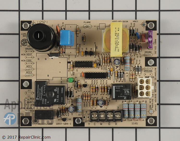 Control Board 23L53 Alternate Product View