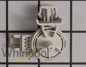 Pressure Switch - Part # 2312075 Mfg Part # WPW10448876