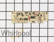 Dryness Control Board - Part # 516163 Mfg Part # WP33001212