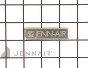 Nameplate - Part # 1388900 Mfg Part # 12848704