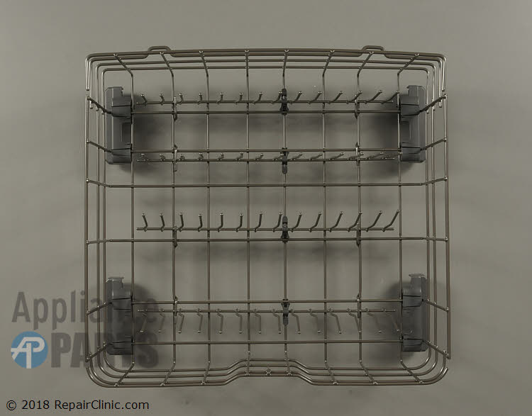Lower Dishrack Assembly WD28X21717 Alternate Product View