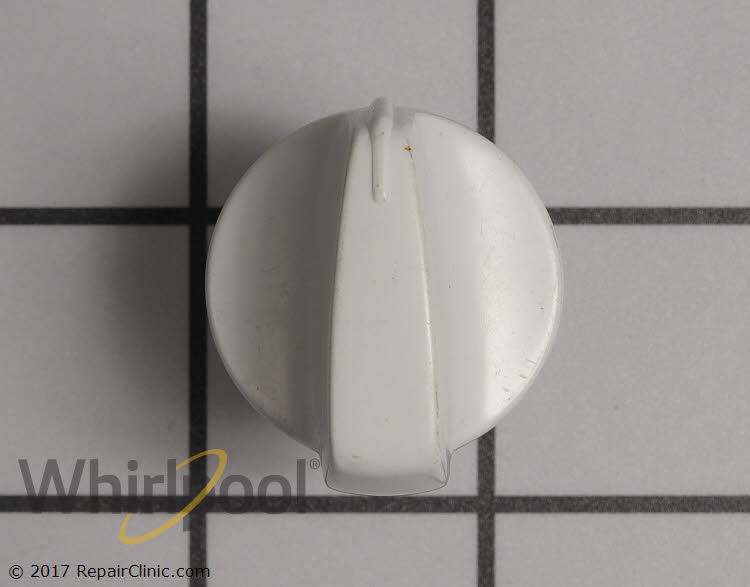 Thermostat Knob W10723843 Alternate Product View