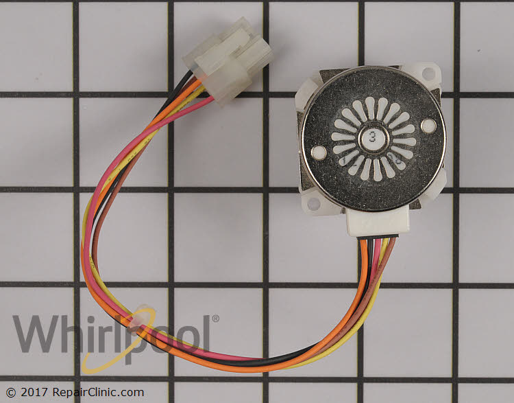 Drive Motor WPW10205978 Alternate Product View