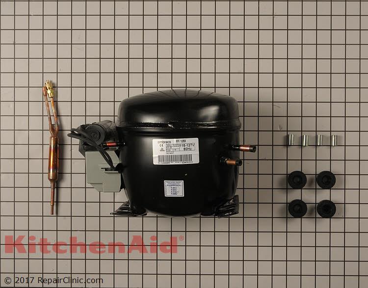 Compressor W10619807 Alternate Product View