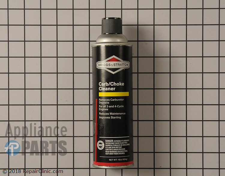Carburetor and Choke Cleaner 100042 Alternate Product View
