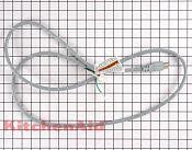 Power Cord - Part # 1200521 Mfg Part # WP8183009