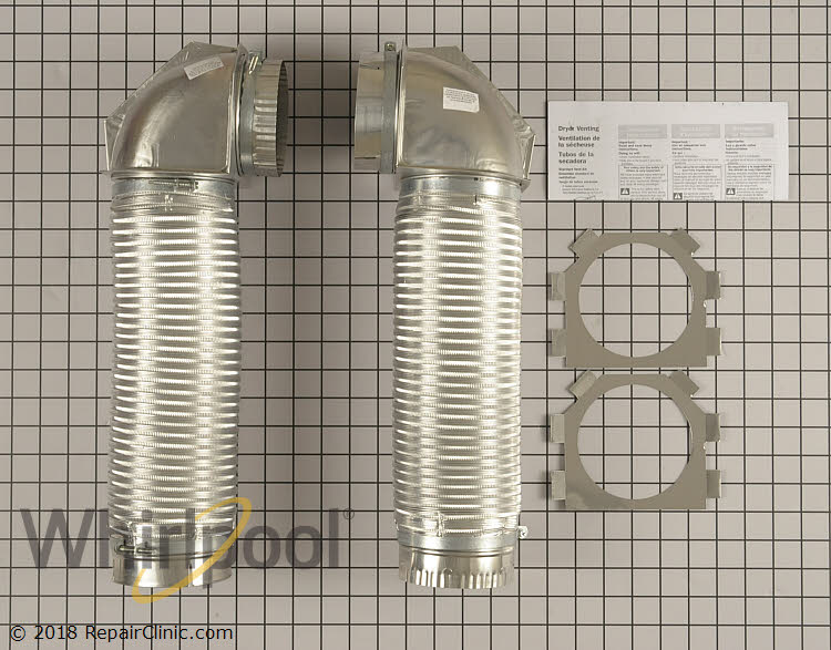 Exhaust Duct 4396028 Alternate Product View