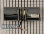 Exhaust Fan Motor - Part # 4446544 Mfg Part # WPW10416638