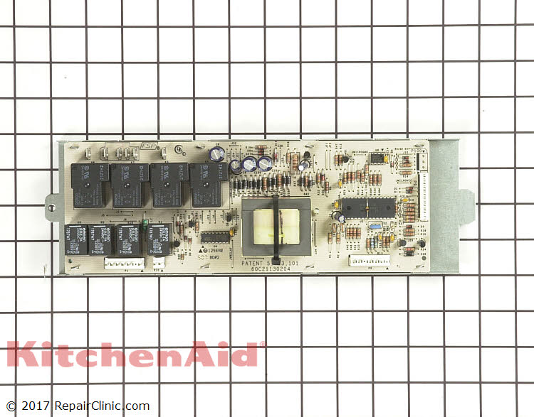 Relay Board Wp9782437 Kitchenaid Replacement Parts
