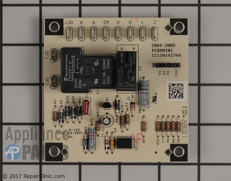 Defrost Control Board PCBDM101S Alternate Product View