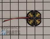 Motor Brush - Part # 4125044 Mfg Part # 290680001