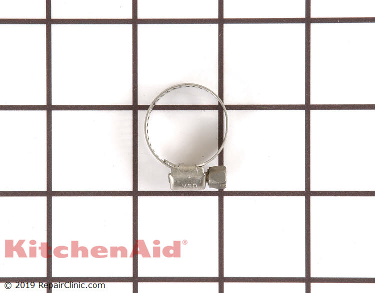 Hose Clamp WP489503 Alternate Product View