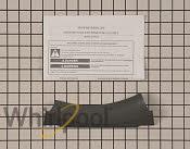 Door Reversal Kit - Part # 1876522 Mfg Part # W10315283RP