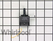 Rotary Switch - Part # 4383747 Mfg Part # W10851055