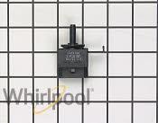 Rotary Switch - Part # 4383747 Mfg Part # W10851055