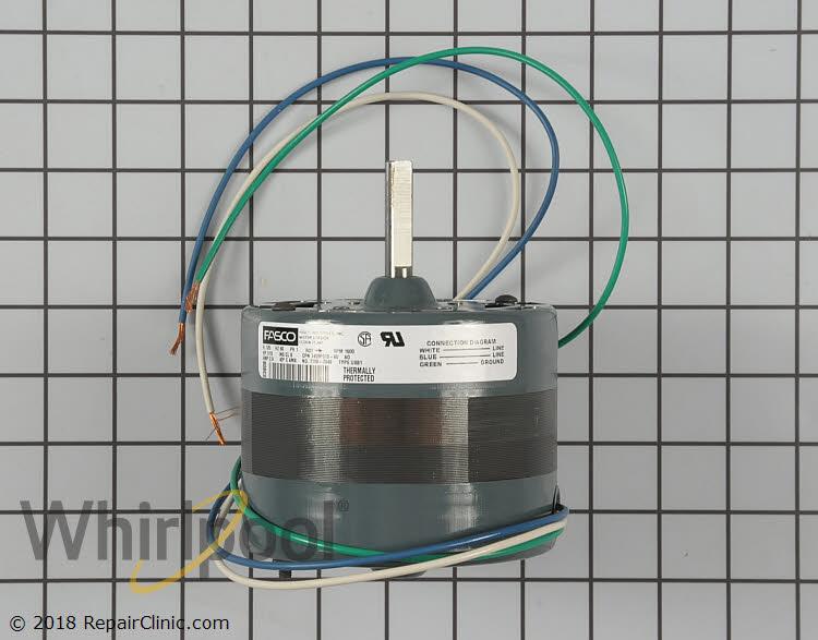 Vent Fan Motor WPY705032 Alternate Product View