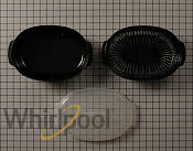 Cooking Tray - Part # 4247802 Mfg Part # W10660052