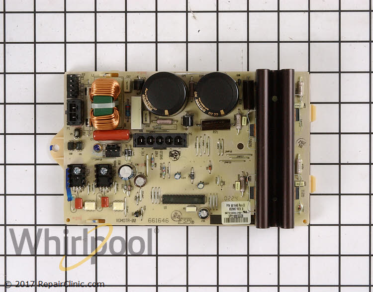 Motor Control Board WP8541034 Alternate Product View