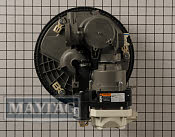 Pump and Motor Assembly - Part # 3449786 Mfg Part # WPW10591570