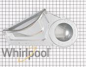 Air Duct - Part # 1449404 Mfg Part # WPW10128606