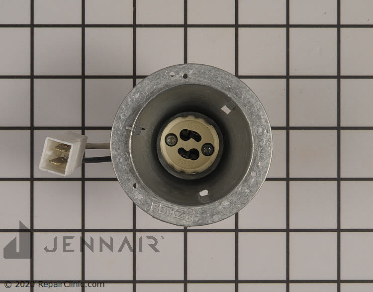 Light Socket W10295808       Alternate Product View