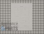Wiring Diagram - Part # 493934 Mfg Part # 316002675