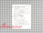 Tech Sheet - Part # 220023 Mfg Part # RT1100019
