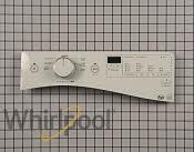 Control Panel - Part # 4282270 Mfg Part # WPW10750475