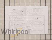 Wiring Diagram - Part # 1422717 Mfg Part # 8541831