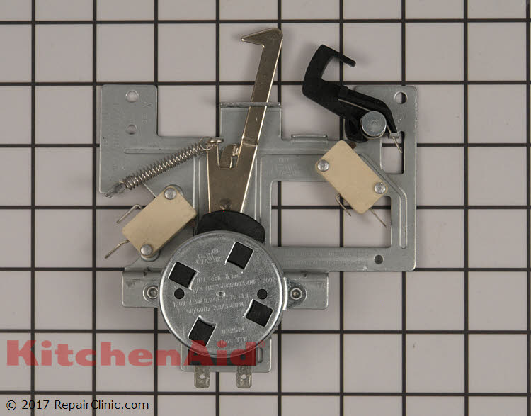 Door Lock Motor and Switch Assembly W10883049 Alternate Product View