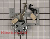 Door Lock Motor and Switch Assembly - Part # 4460183 Mfg Part # W10883049