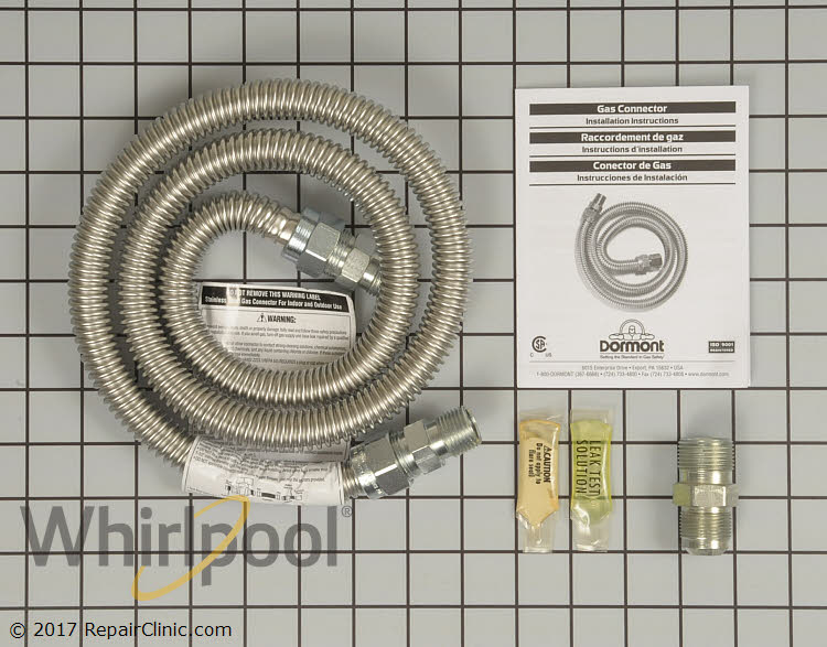 Gas Tube or Connector 30-48KITRC      Alternate Product View