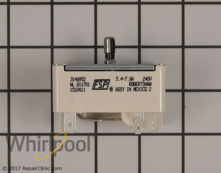 Surface Element Switch WP3148952 Alternate Product View