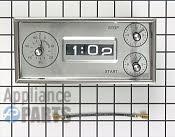 Mechanical Clock and Timer - Part # 638071 Mfg Part # 5303934089