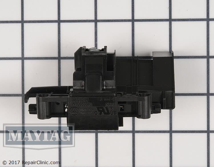 Door Latch WPW10653840 Alternate Product View
