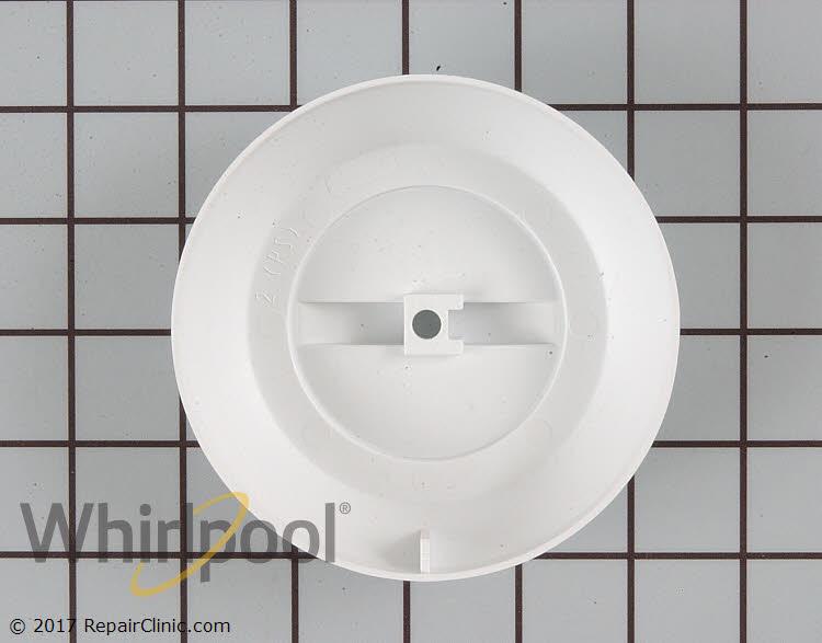 Thermostat Knob W10829461 Alternate Product View