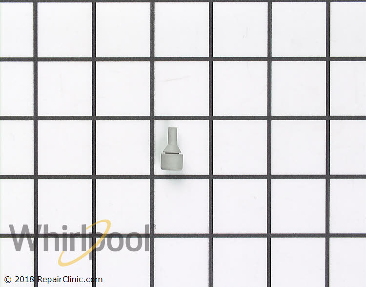 Hinge Bumper WP17258 Alternate Product View