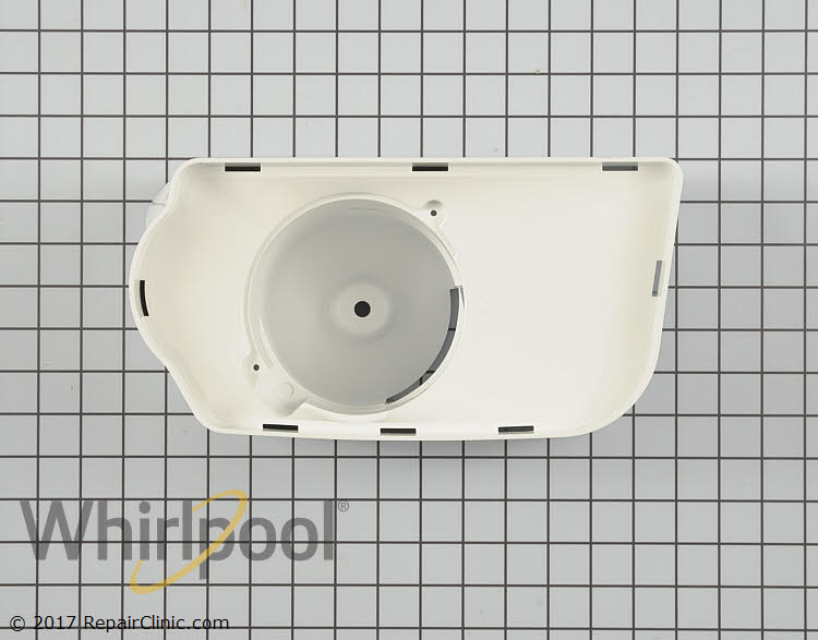 Ice Crusher Housing WPW10130497 Alternate Product View