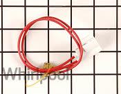 Light Socket - Part # 1545847 Mfg Part # W10139459