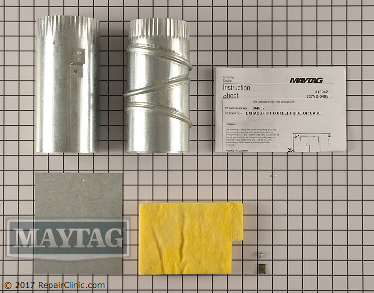 Side Venting Kit Y304652         Alternate Product View