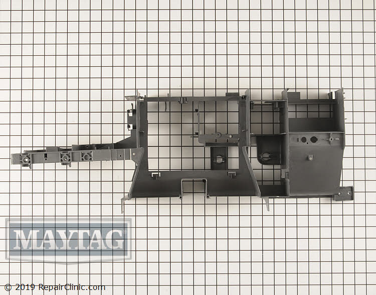 Duct Assembly DE67-00168A Alternate Product View