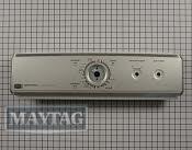 Control Panel - Part # 1480722 Mfg Part # WPW10086736