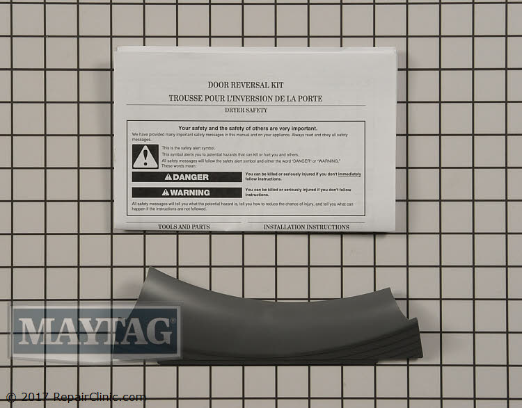 Maytag door reversal kit-w10315283rp the home depot.
