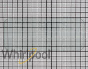 Glass Window - Part # 4433504 Mfg Part # WP3396122