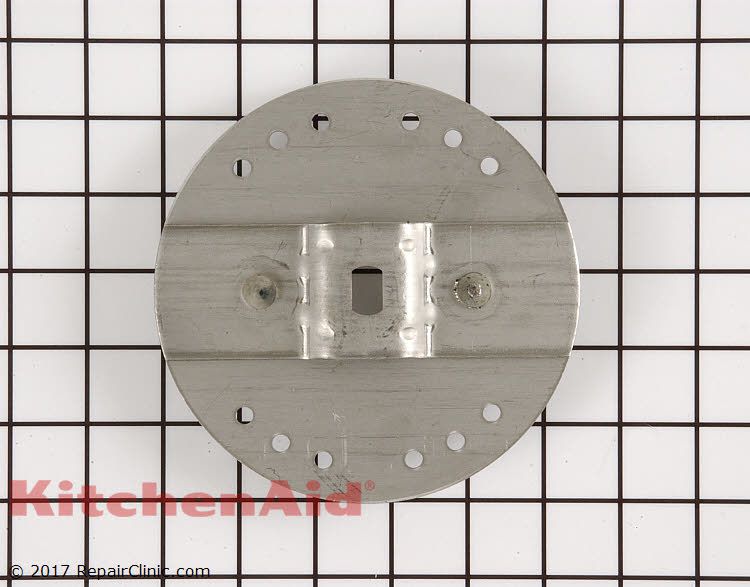 Shredding Plate WP4211631 Alternate Product View