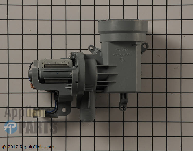 Water Pump WPW10605427 Alternate Product View
