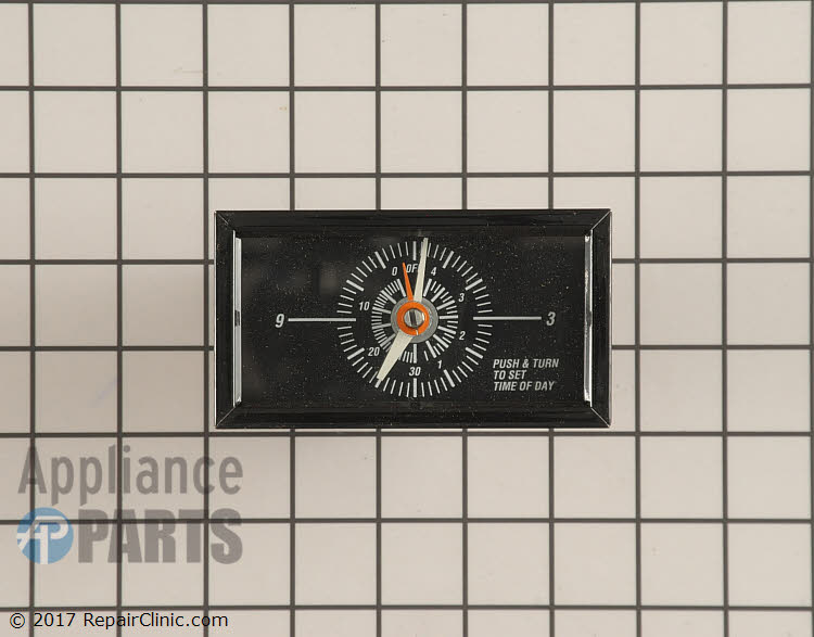 Mechanical Clock and Timer 316041202 Alternate Product View