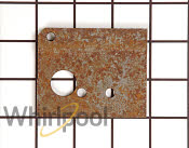 Hinge Plate - Part # 381782 Mfg Part # 10567206