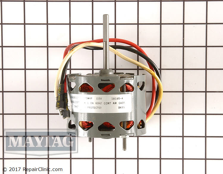 Fan Motor RA43854 Alternate Product View